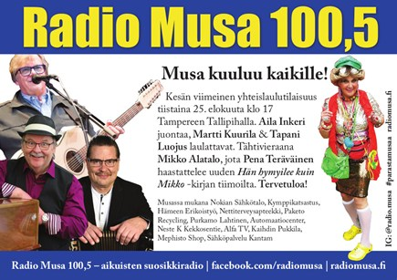 Musa Tampere