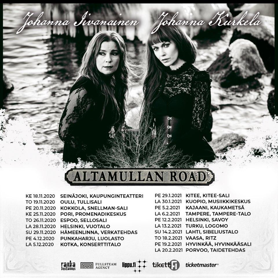 Johanna Iivanainen & Johanna Kurkela: Altamullan Road